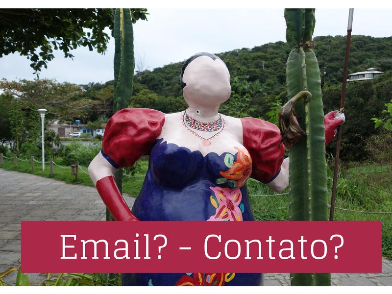 email contato