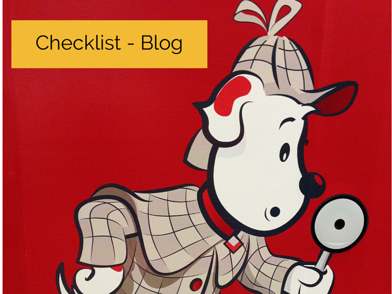 checklistblog