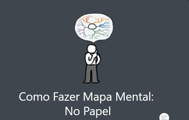 Como Fazer Mapa Mental