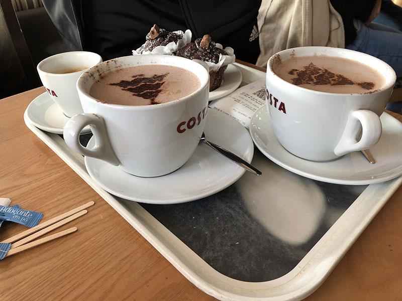 Café e Marketing